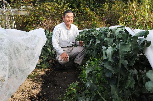農業を目指す人を育てる場所を作りたい!)