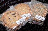 栗原農園の全粒粉を入れて作ったクッキー