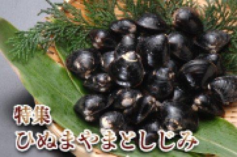 【特集】ひぬまやまとしじみ)