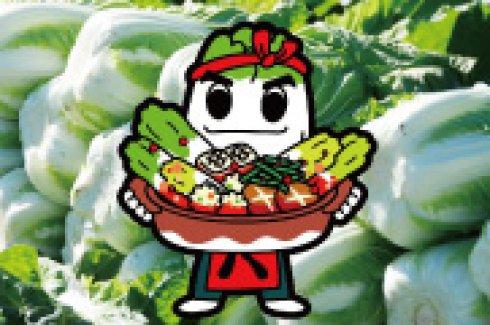特集「八千代町の白菜」)
