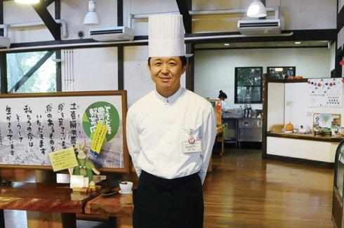 森の家庭料理レストラン 店長)