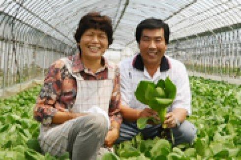 農業には国と地域を支える力がある)