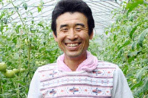 県北地方の有機農家のリーダー的存在)
