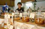 「ume cafe WAON」店内