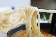 しゃもつけ麺(太麺)