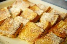 健康たまごのフレンチトースト